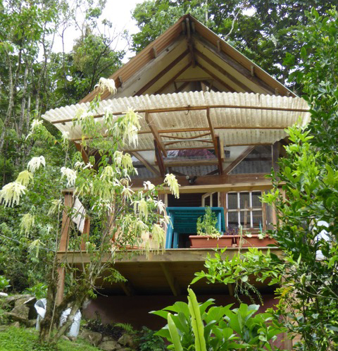 Casita colibri cloudbridge nature reservecloudbridge for Casita plans for backyard